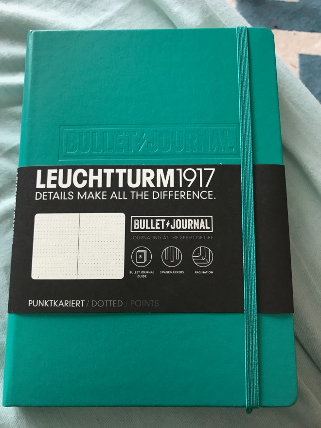 bullet journal leuchtturm